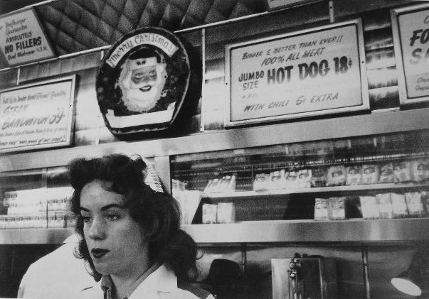Ranch market — Hollywood, 1956