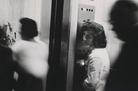 Elevator — Miami Beach, 1955