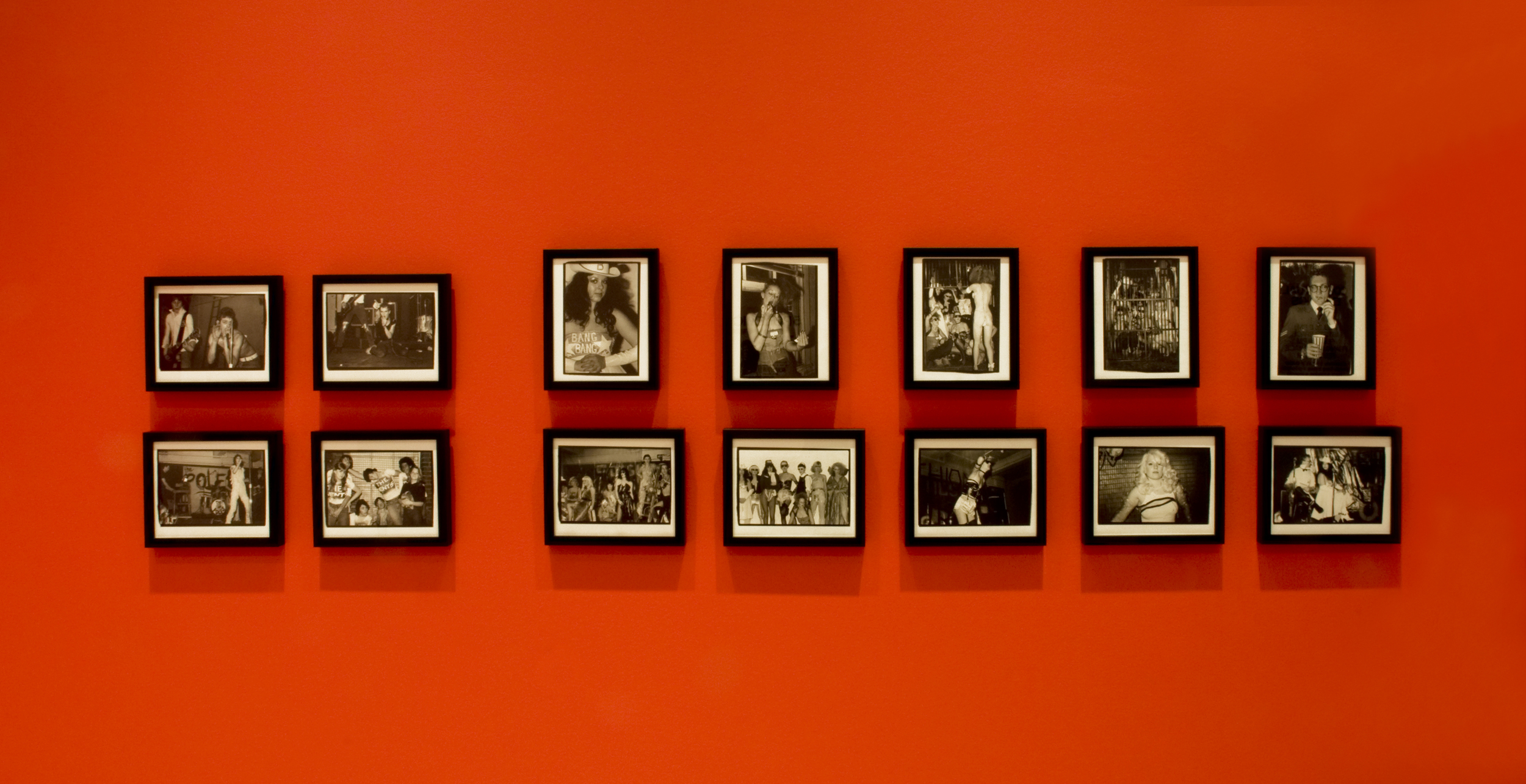 Isobel Harry, Crash 'n' Burn photographs, 1977 (punk bands and  Fashion Burn )