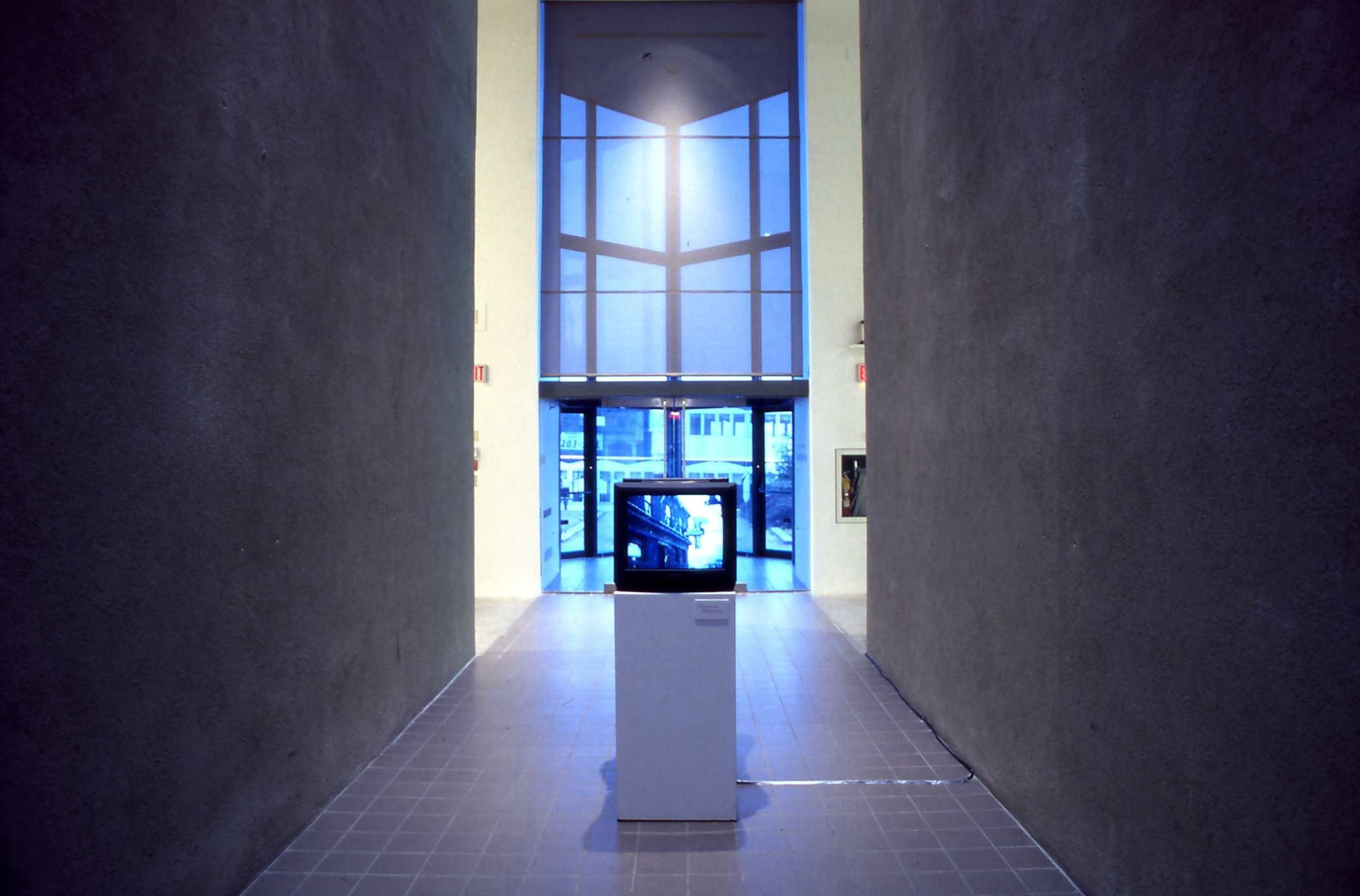 Motion Machine (Daniel Bowden and Reid Diamond)