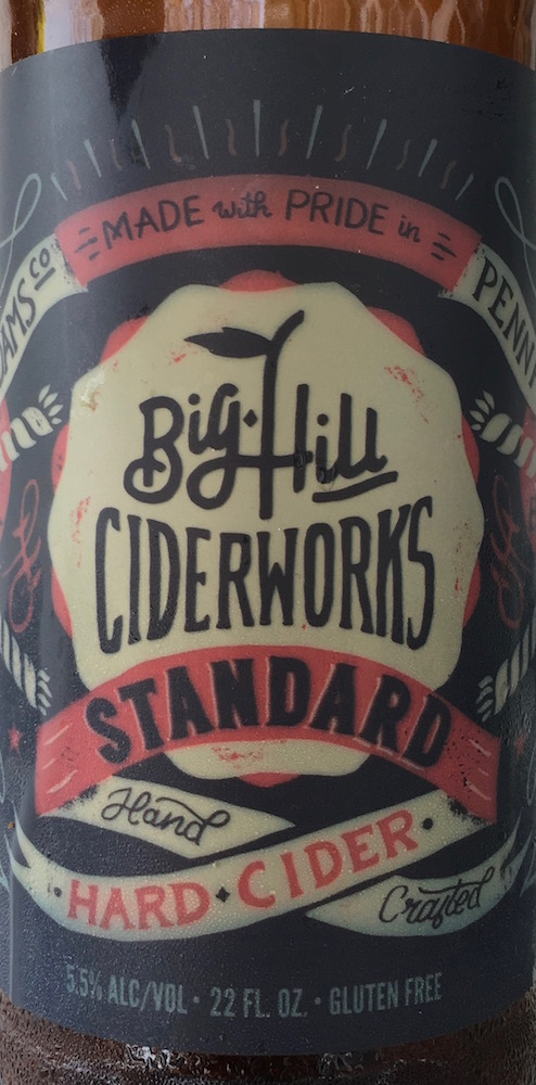 Big Hill Ciderworks Standard
