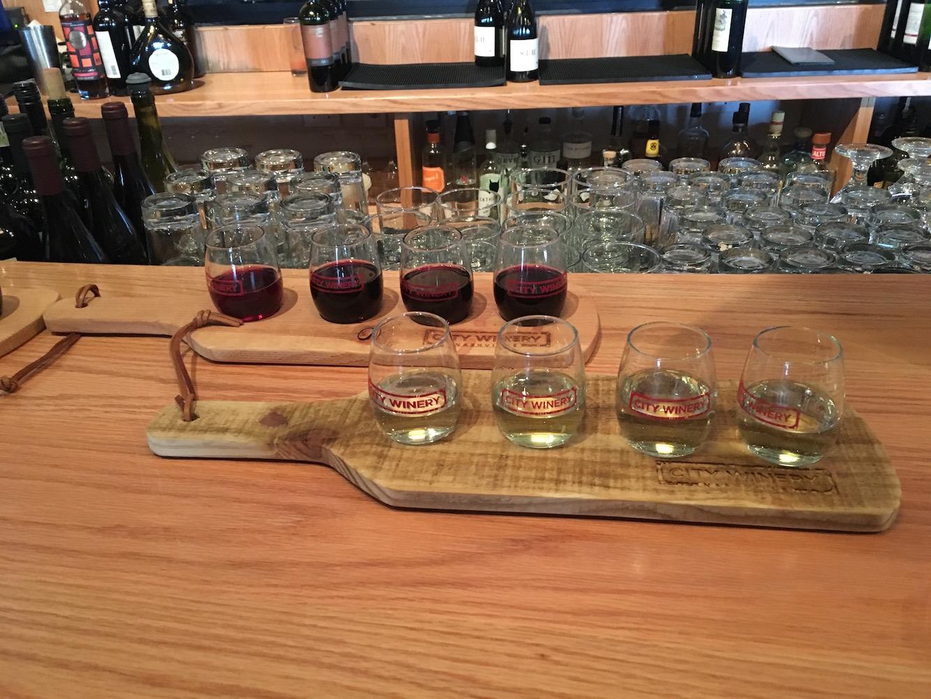 Flights at the Bar