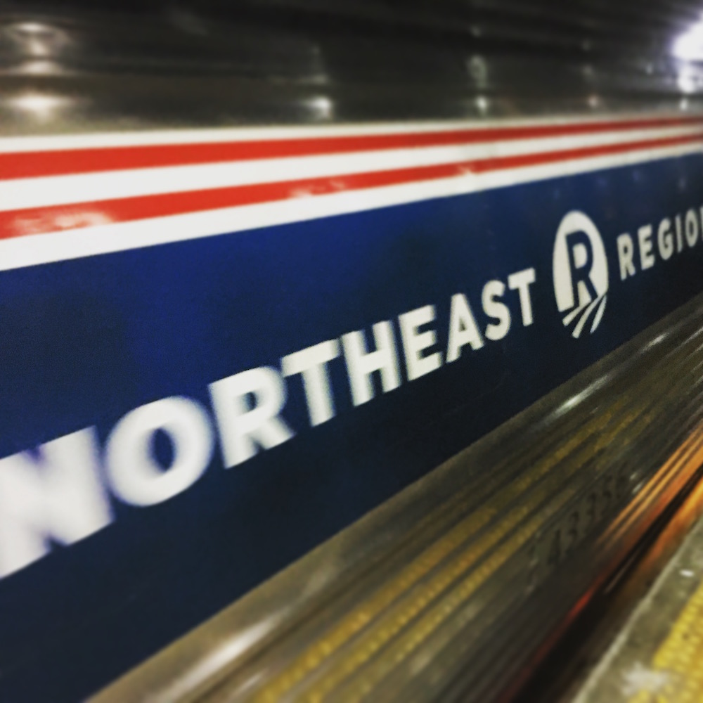 Amtrak Northeast Regional