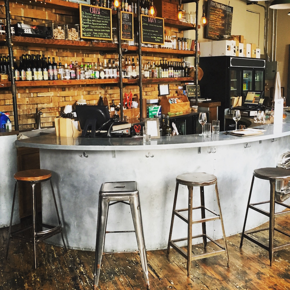 209 Wythe Ave Tasting Room