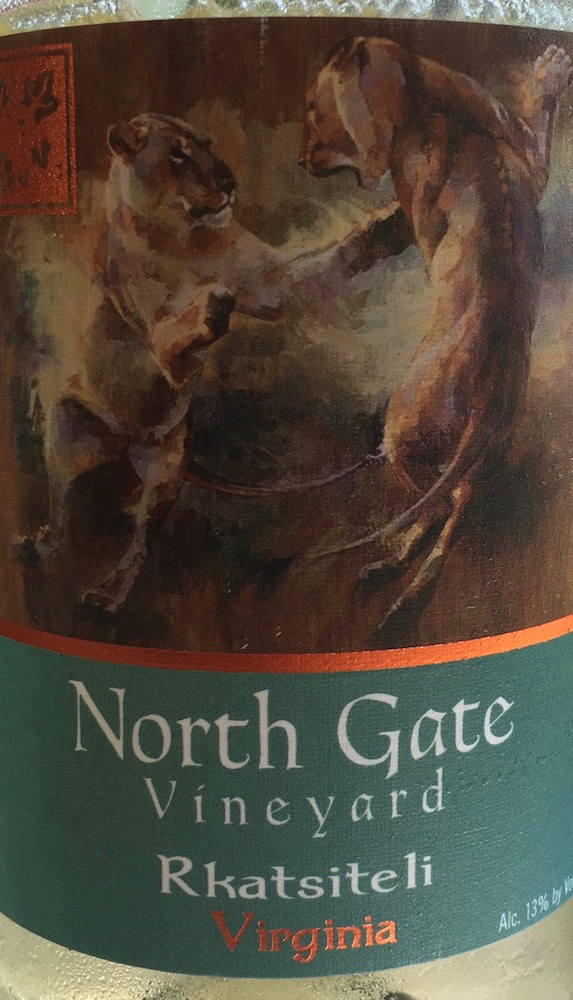 North Gate Rkatsiteli