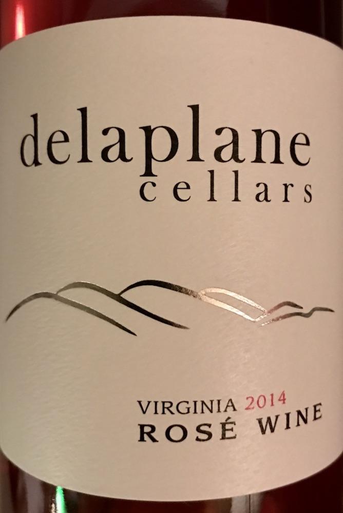 Delaplane Cellars Rosé