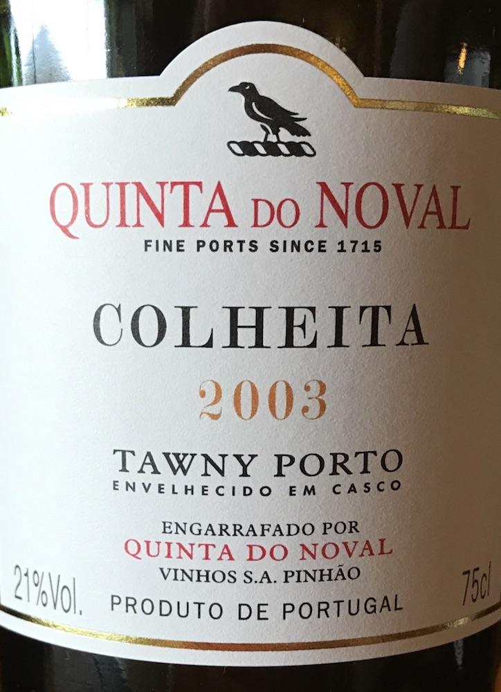 Quinta do Noval Colheita Tawny Port