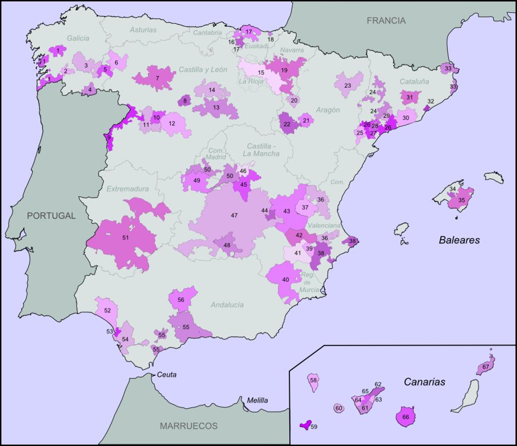 Winemaking Regions