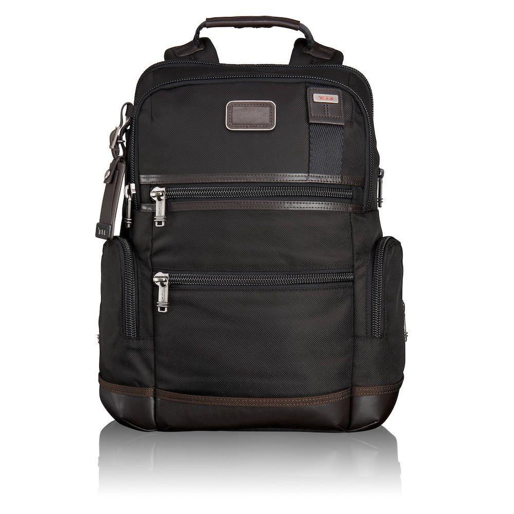 Tumi Knox Backpack (Hickory)