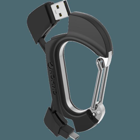 Nomad Carabiner (MicroUSB)