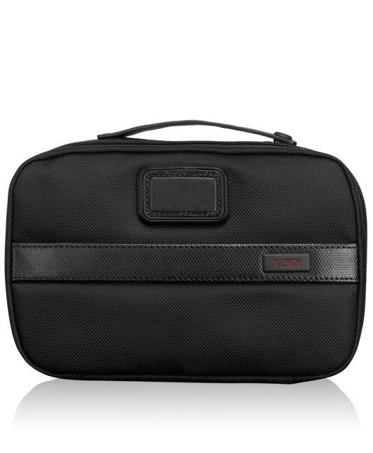 Tumi Alpha 2 Split Travel Kit (Black)