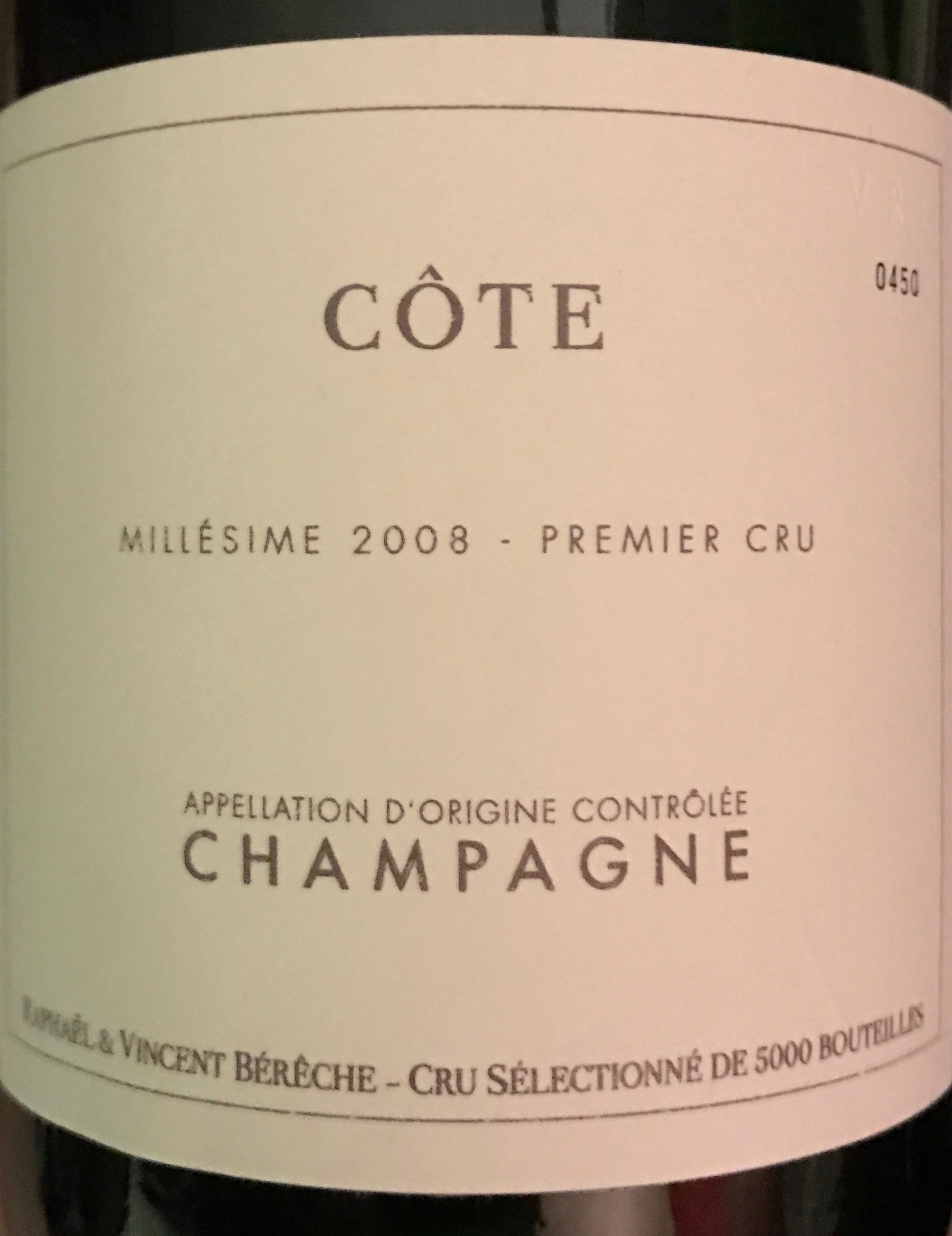 Bérêche et Fils Champagne