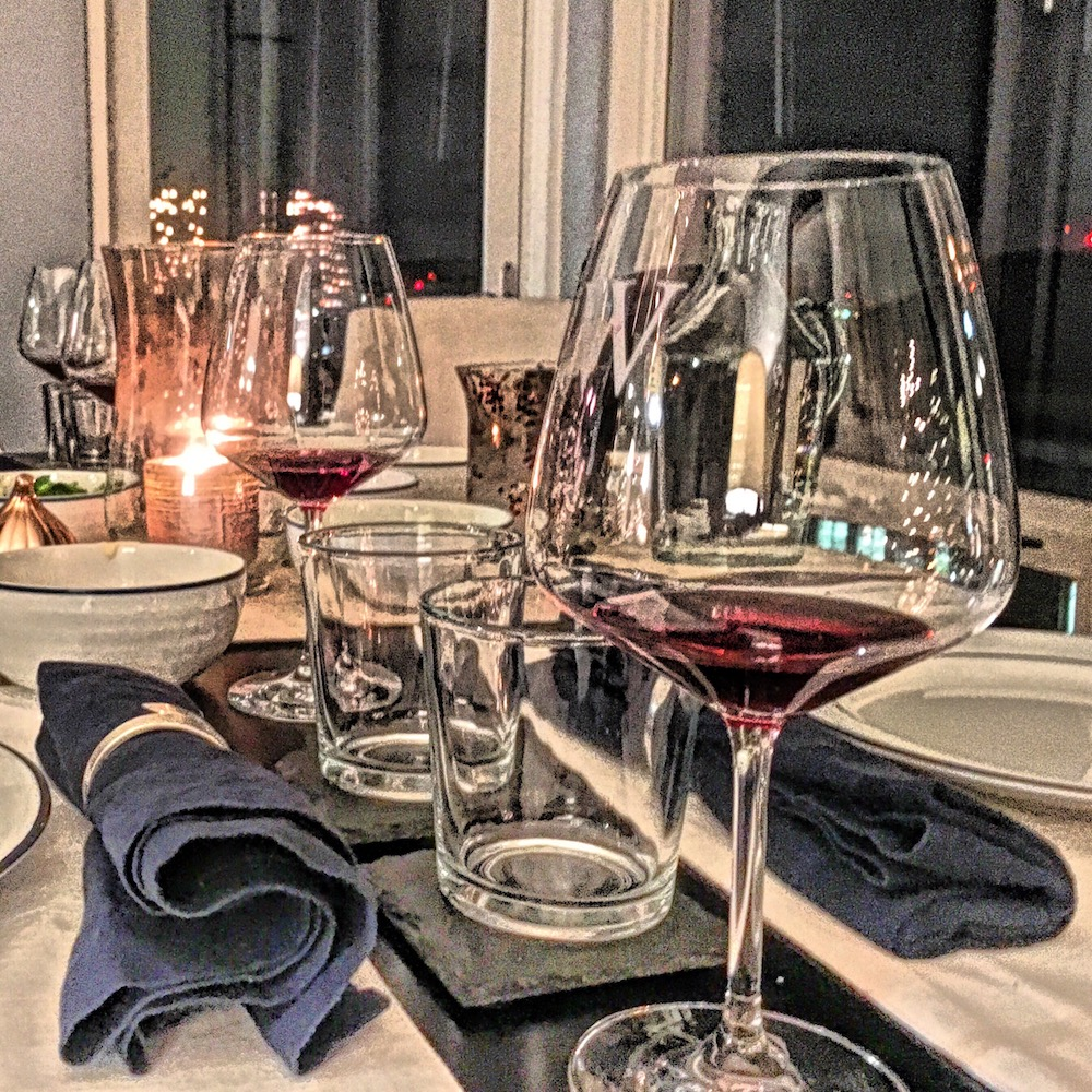 Pair Tuesday Wine Night with dinner, or make it less formal with cheese and crackers. The idea is to have a fun evening and learn the wine with friends, regardless of the setting.