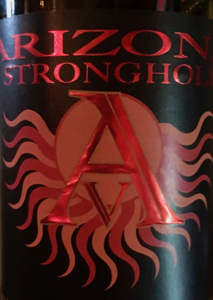 2015 Arizona Stronghold Rosé