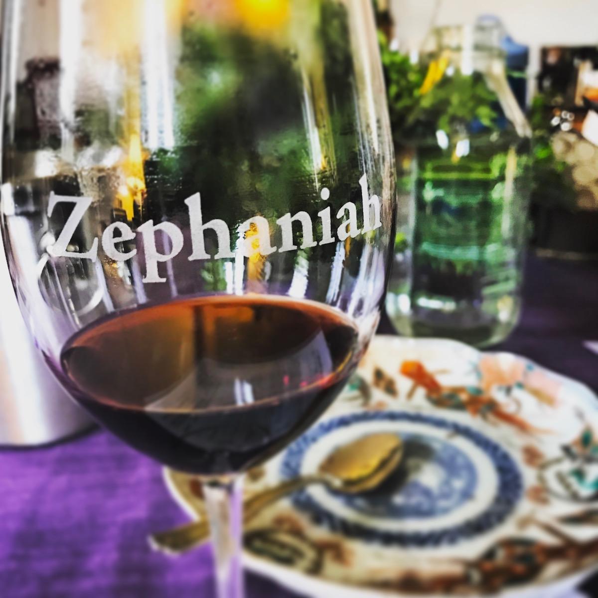Zephaniah Farm Vineyard