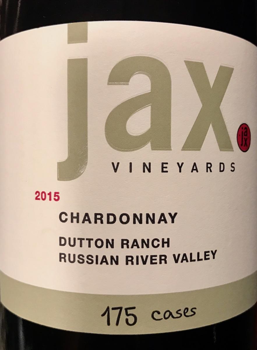 Jax Chardonnay