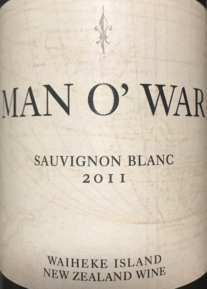 Man O' War Sauv Blanc