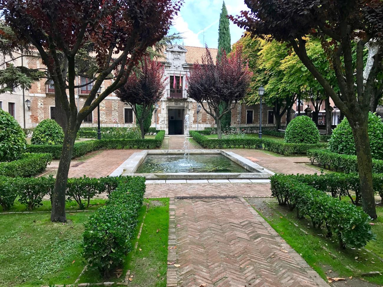 Garden at Santa Cruz