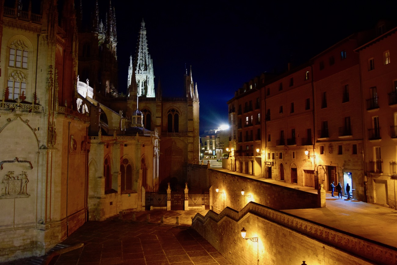 TRAVEL_Burgos Cathedral at Night.jpg