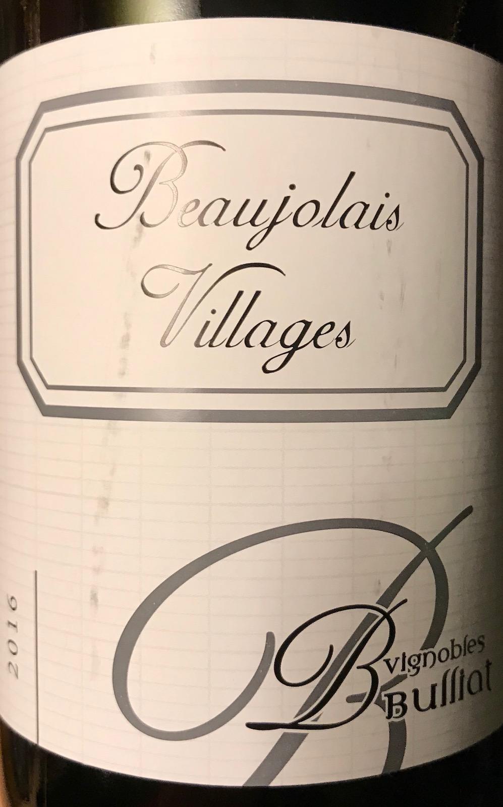 Bulliat Beaujolais