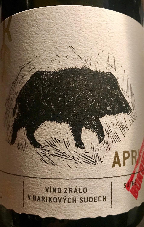 Víno Zrálo Pinot Noir