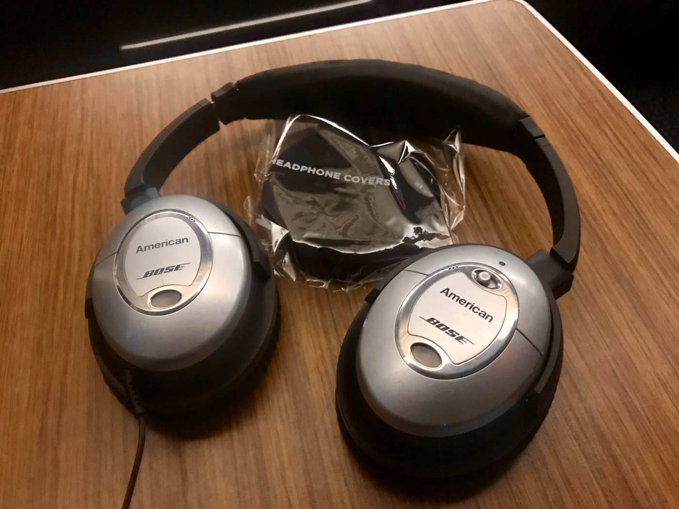 Noise Cancelling Bose Headset