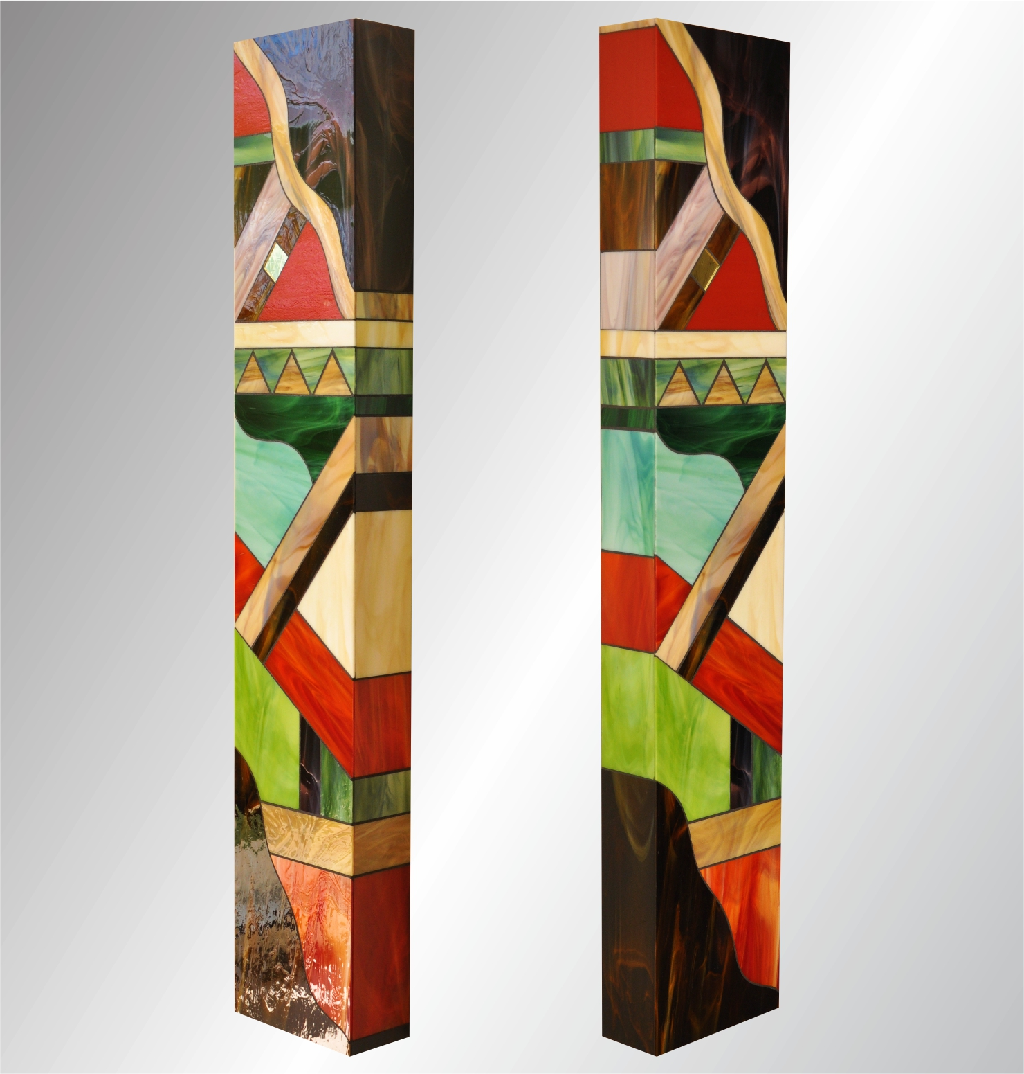 Tribal Totem II - alternate views