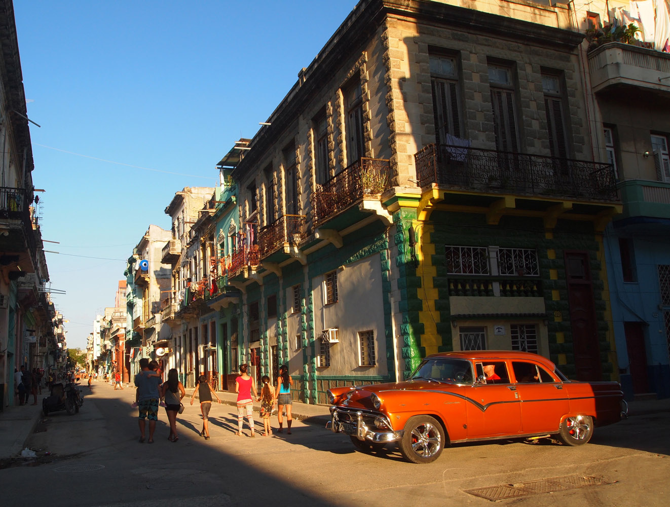 Cuba-Havana-Centro-People-Red-Car.jpg