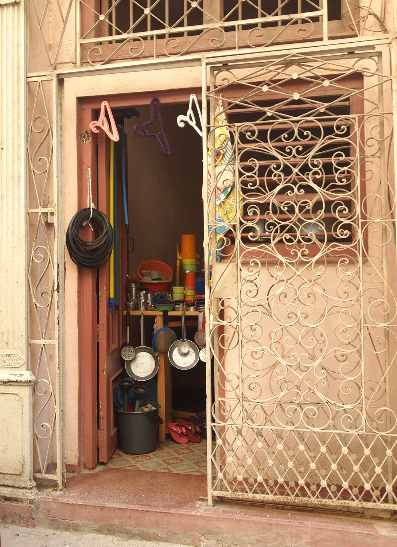 Cuba-Havana-Small-Store-Houseware