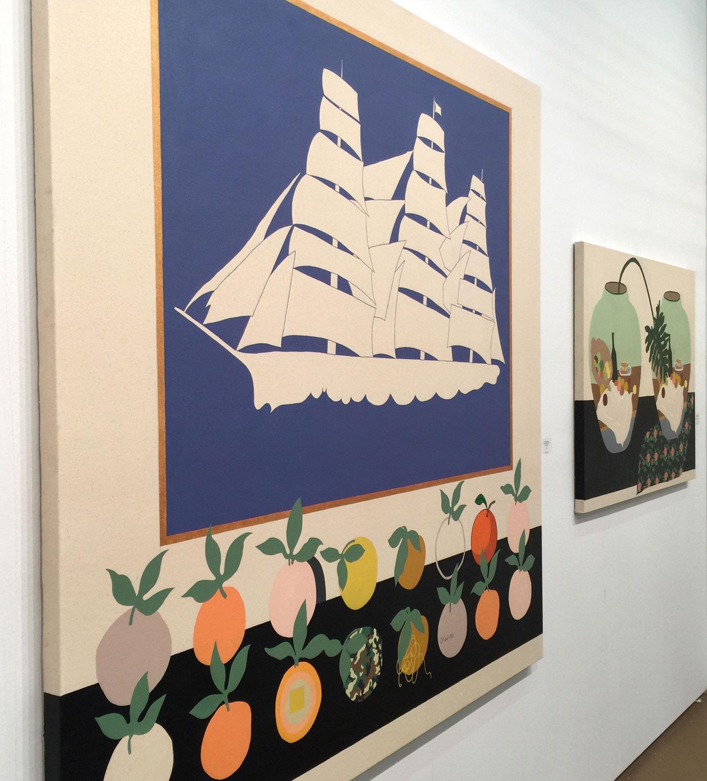 Stephen-D'Onofrio-Still-Life-with-Oranges-Galleri-Urbane-Dallas.jpg