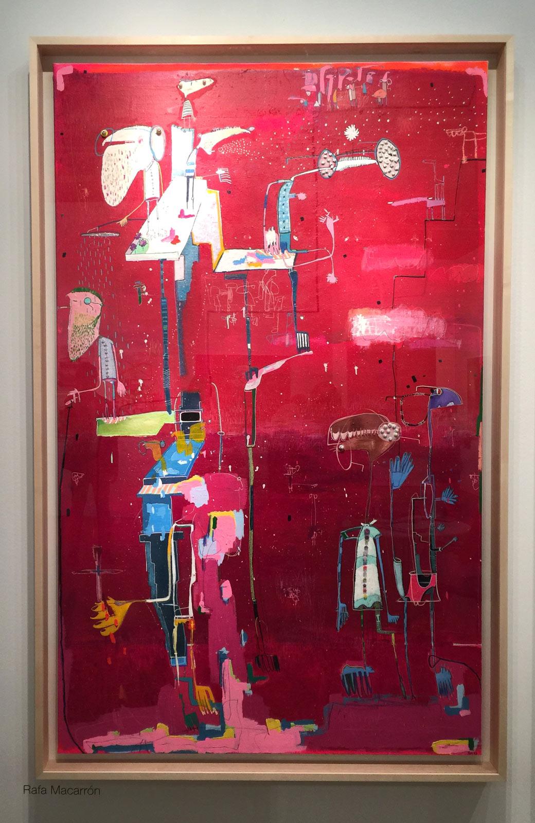 Macarron-Rafa-Mixed-Media-aluminum-Juan-Silio-New-York-Art-Expo.jpg
