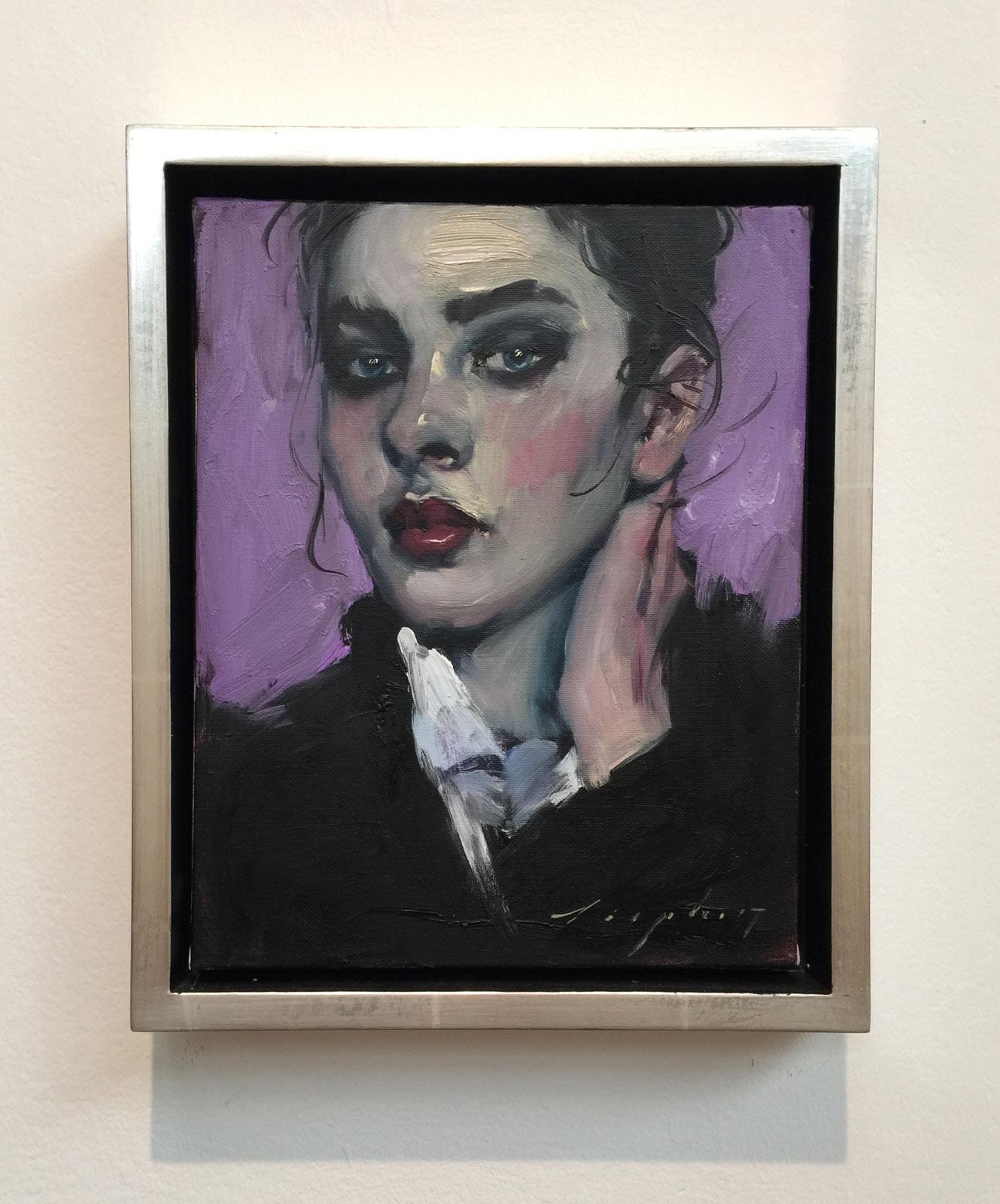 Malcolm-Liepke-Smoky-Eyes-oil-canvas-Nikola-Rukaj.jpg