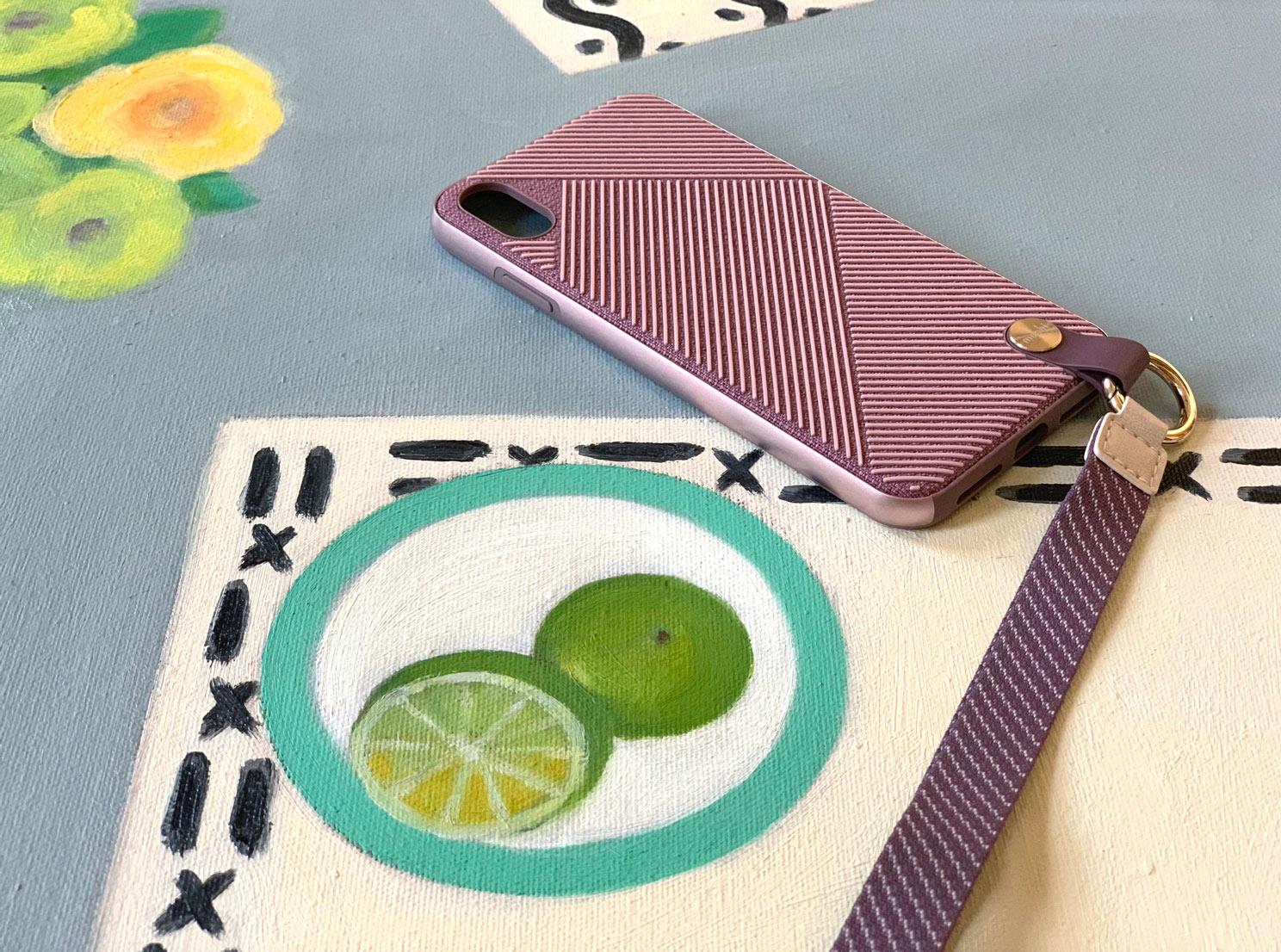 IPhone-XS-Max-Moshi-Altra-Case-Strap-Giselle-Ayupova-Painting-Tea-Chocolate-Cake-closeup.jpg