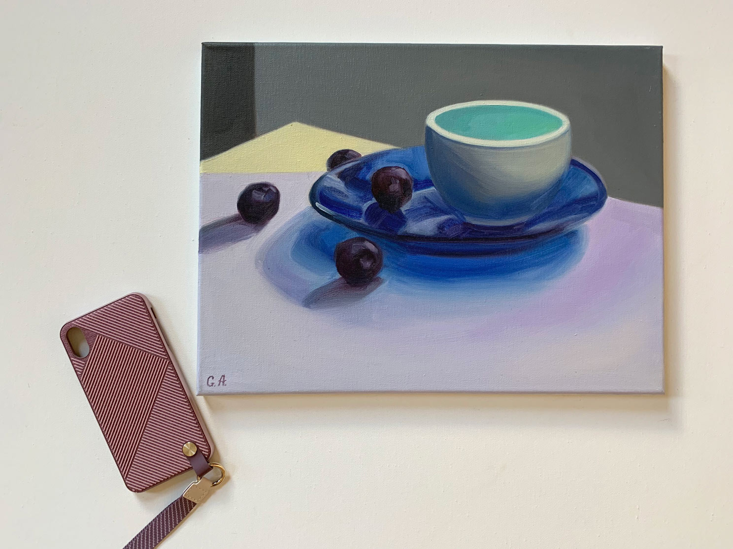 IPhone-XS-Max-Moshi-Altra-Case-Strap-Giselle-Ayupova-Painting-Still-Life-Black-Cherries.jpg