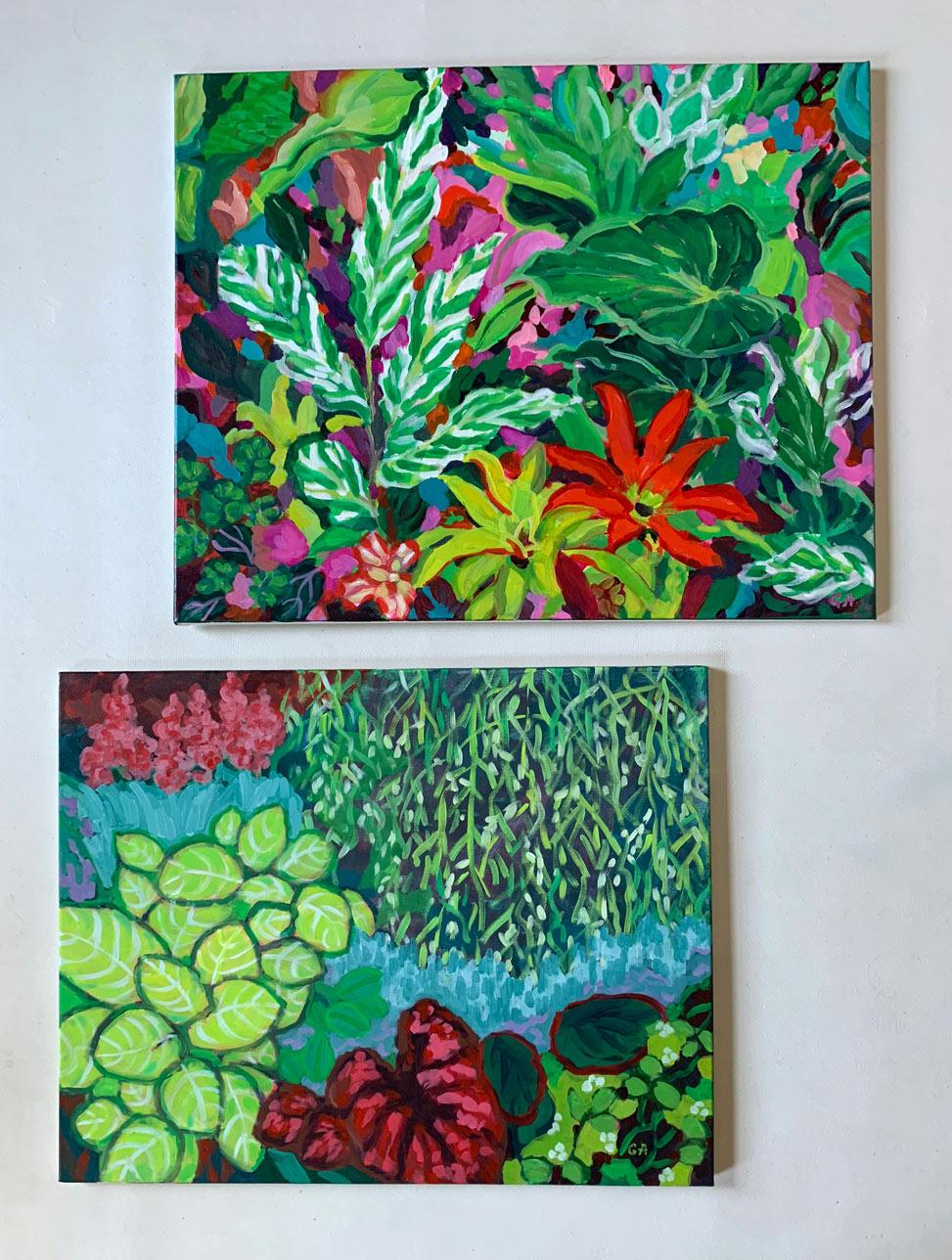 July-Bromeliad-Garde-Giselle-Ayupova-acrylic-paintings.jpg