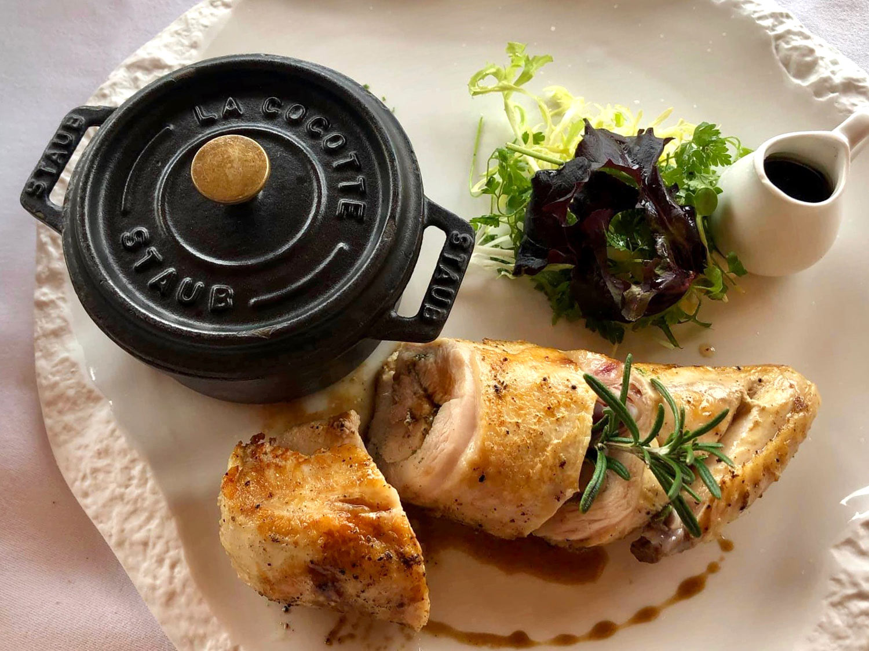 Saint-Martin-Anse-Marcel-Beach-Chicken-Potatoes-Mushroom-entree.jpg