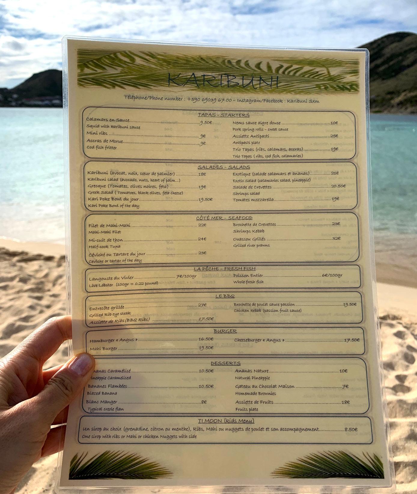 Saint-Martin-Pinel-island-Karibuni-menu.jpg