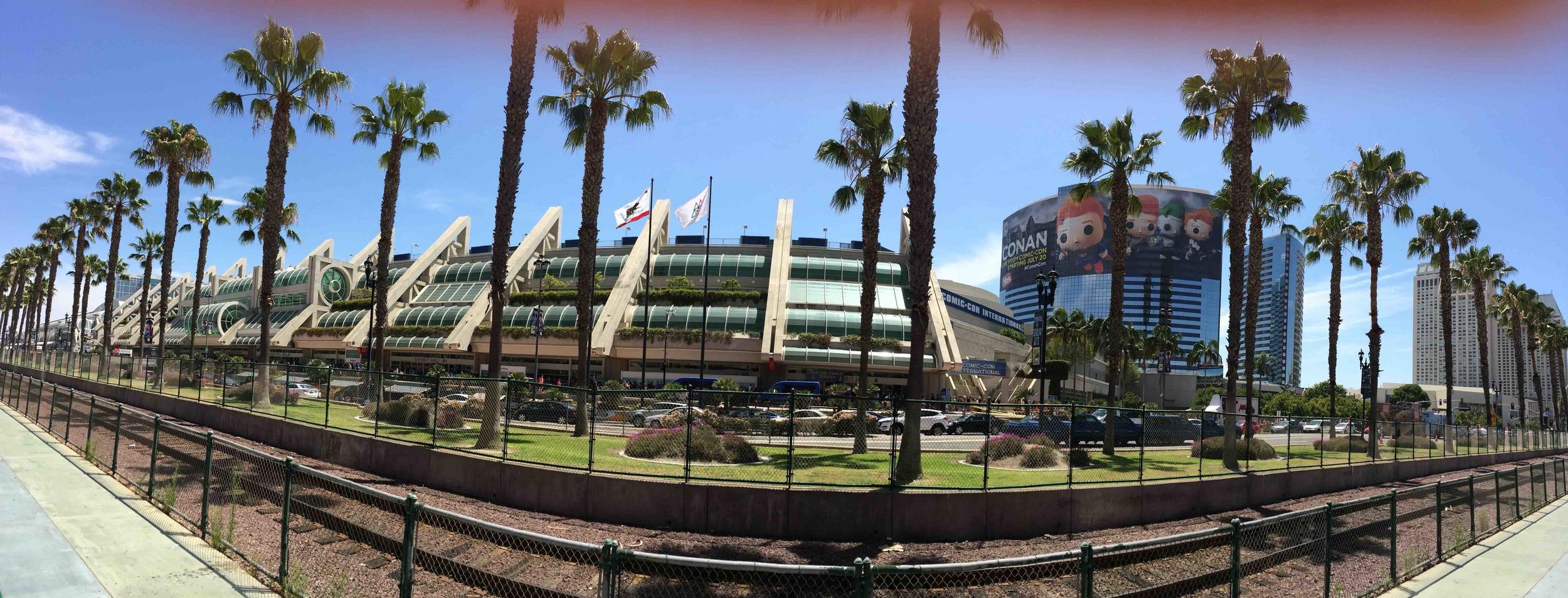 Comic Con 2016 San Diego