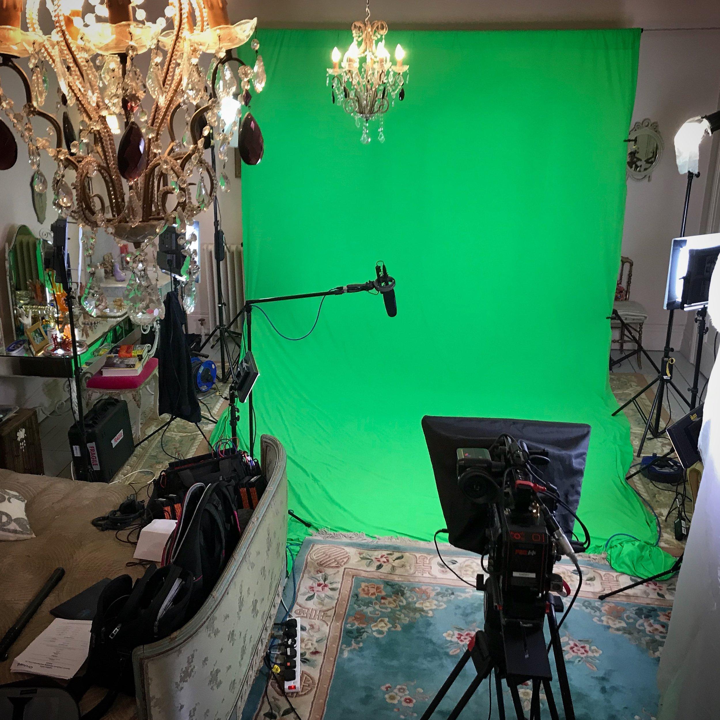 London Mint CK Filming