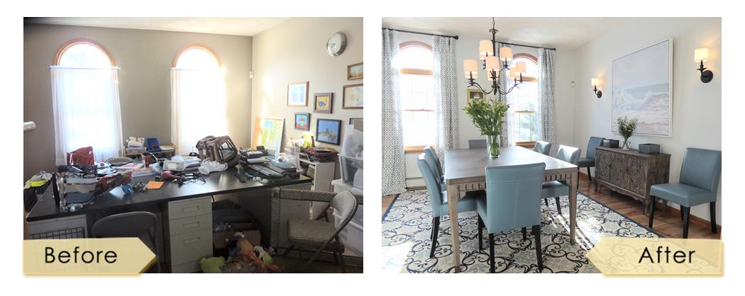 Lisa Jensen Interior Design Residential Dining Room Design