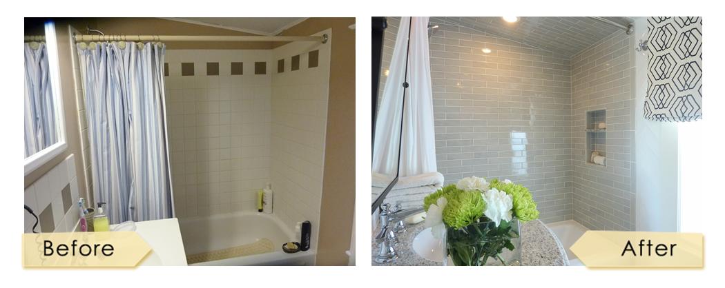 Lisa Jensen Interior Design Residential Bathroom Design Renovation