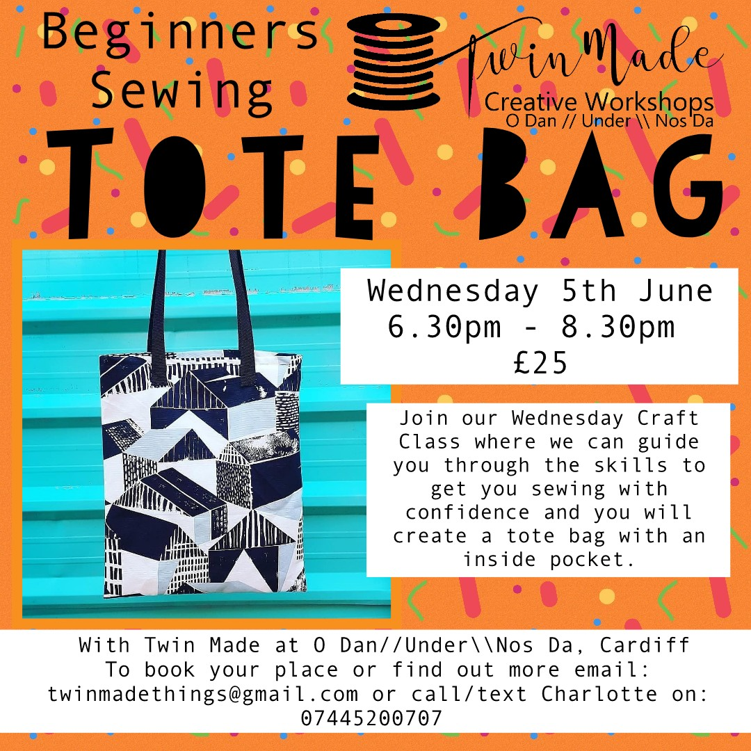 Beginners Tote Bag