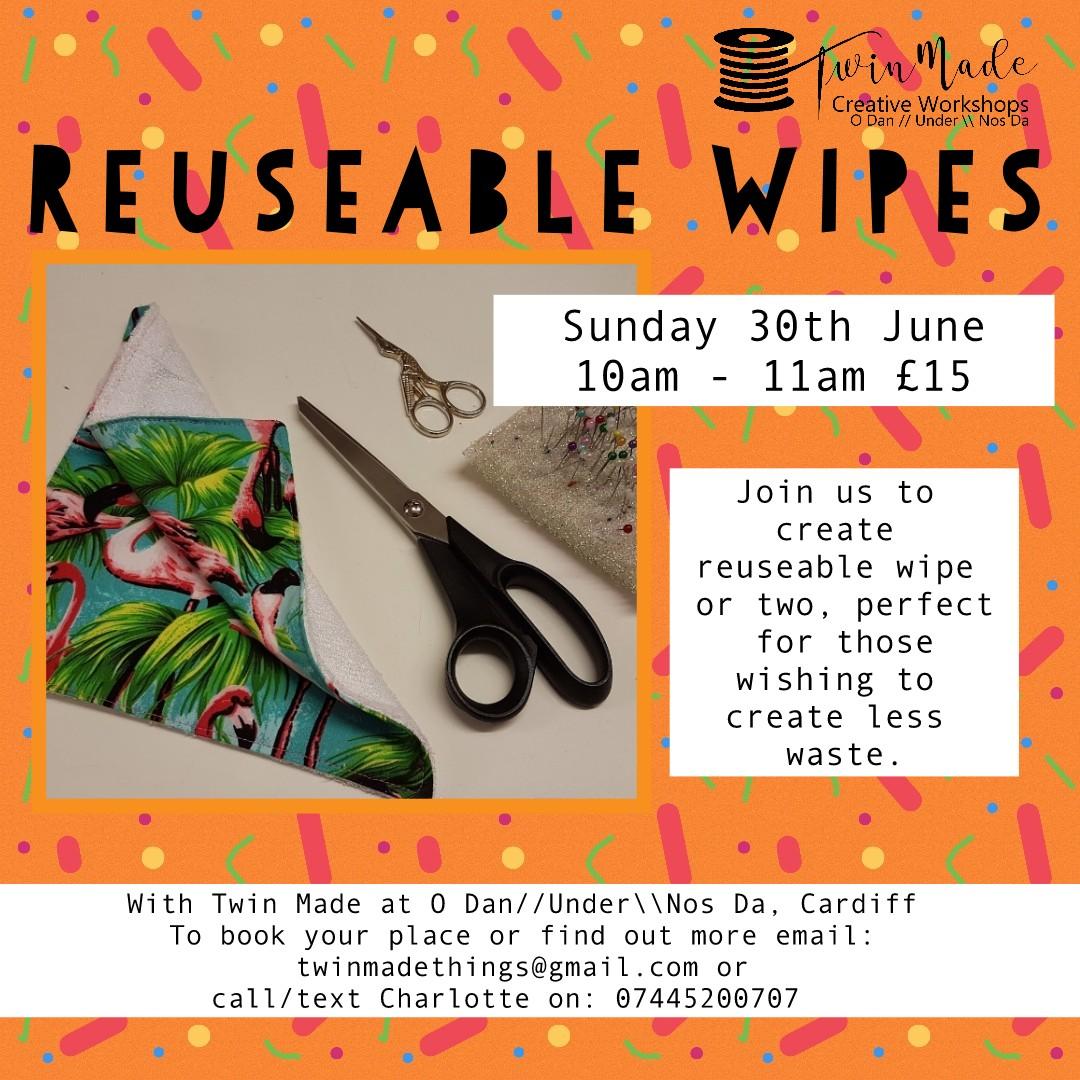 Reusable Wipe