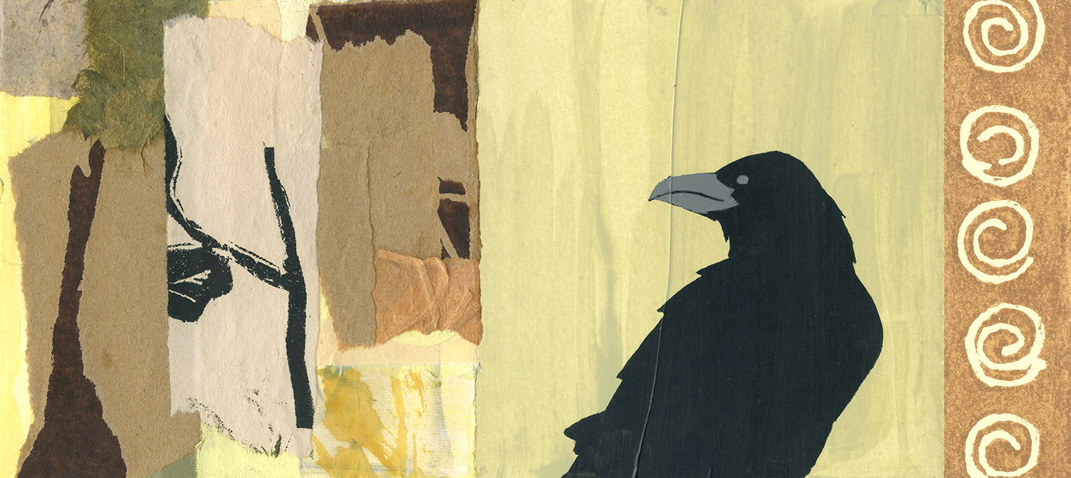 The Lone Raven #7