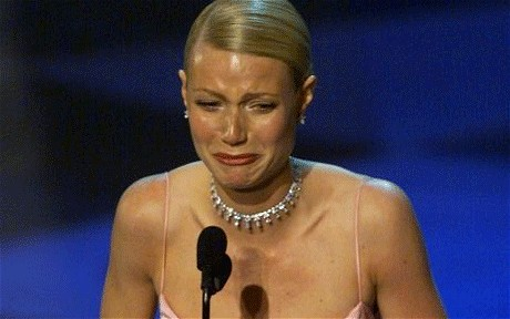 Boo hoo! It'll be ten years before a mature actress wins again...