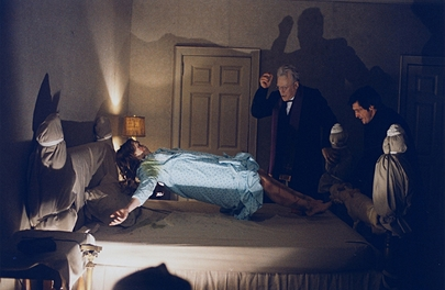 The Exorcist  (1973, Friedkin) garnered 10 Oscar nominations, the most of any horror film to date.