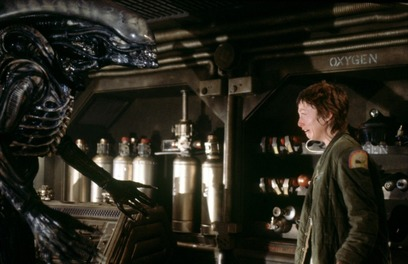Alien  (1979, Scott) was a big, fat box office hit but only mustered two Oscar nominations.