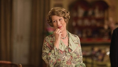 Meryl Streep garnered her 20th Oscar nomination for  Florence Foster Jenkins  (2016, Frears).