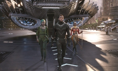 At last,  Black Panther  cracks Best Picture!
