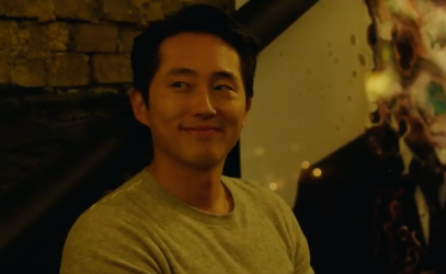 Steven Yeun in  Burning